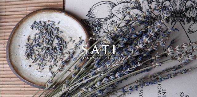Sati logo design