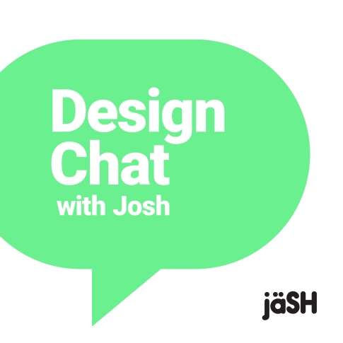 design chat with josh cover art
